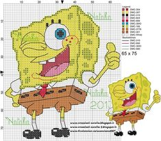 "Photo from album ""Schemi - Natalia/ Схемы - Natalia"" on Yandex. Tiny Cross Stitch, Cross Stitch For Kids, Beaded Cross Stitch, Crochet Cross, Cross Stitch Designs, Cross Stitch Embroidery, Cross Stitch Patterns, Stitch Character, Stitch Cartoon"