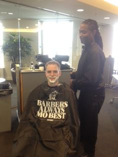 Shave the Date in preparation for Movember!