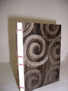 Coptic Stitch Book by coco8199, via Flickr