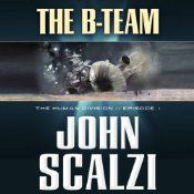 The Human Division by John Scalzi - a new 13 part serial format (either ebook or audiobook) from John Scalzi based in the Old Man's War universe.