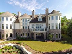 Michigan Wow Houses: 3 Ridiculously Expensive Estates