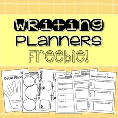 Have you discovered that your students need lots of practice to plan their writing? Do they need a variety of ways to plan? Do you want to make sure planning templates can be differentiated and therefore accessible to all students? After teaching the writing workshop for many years, Ive learned ways to make the writing process easier and more manageable (for students and teachers).