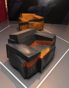 Haute Event: Cappellini Unveils TRON Special Production Armchairs