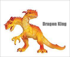 【楽天市場】サファリ社フィギュア10123ドラゴンキング:ソプラノ