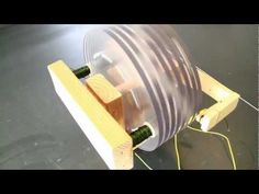 FREE ENERGY MOTOR - TRUE PERPETUAL MOTION - YouTube