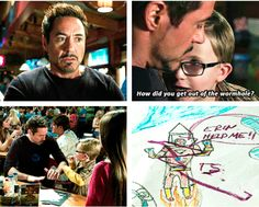 Whispering Kid causing Tony to have a anxiety attack was kinda stupid way to show his anxiety
