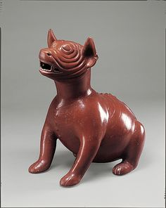 Snarling Dog Date: 200 CE Geography: Mexico, Mesoamerica, Colima Culture: Colima Medium: Ceramic Dimensions: H. Animal Sculptures, Lion Sculpture, Fu Dog, Mesoamerican, North Palm Beach, Ancient Artifacts, Ancient Civilizations, Dog Art, Metropolitan Museum