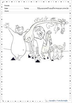 Desenho de animal para colorir e imprimir - Desenhos de animais Diagram, Map, Print Coloring Pages, Tame Animals, Small Animals, Giraffes, Gatos, Amphibians, Location Map