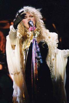 1991 Stevie Nicks.