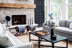 Rustic meets refined in this new-build family cottage