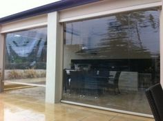 The Outdoor Blind Company Ezy Channel in PVC