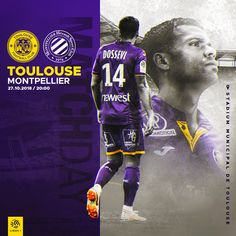 Matchday Posters of Matthieu Dossevi and John Bostock for their social media accounts Graphic Design Brochure, Sports Graphic Design, Freelance Graphic Design, Graphic Design Posters, Graphic Design Inspiration, Sport Design, Sports Football, Sports Flyer, Football Match
