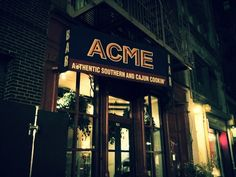 Acme - I can't afford this place so obviously I need to go there.