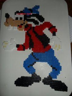 Goofy hama beads by creation-nath