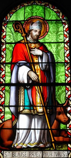 St. Blaise, Bishop and Martyr Mass Propers | Maria Angela Grow