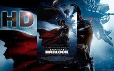 Assistir filme completo e dublado  em HD720p: CAPITÃO HARLOCK: PIRATA DO ESPAÇO - Filme em Animação, Classificação Aventura e  Ficção.