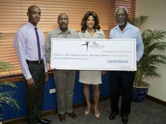Rex Nettleford Foundation gives $500,000 to NDTC - News - Jamaica Gleaner - Monday | March 18, 2013