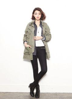 Korean Street Style Free Worldwide Shipping http://en.thejamy.com/goods.php?id=179384