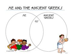 compare and contrast ancient greek and