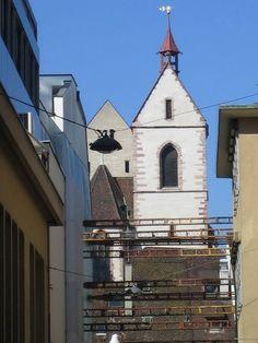 Basel City - where the Restaurant Gambrinus was :(