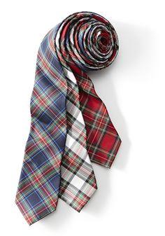 stafford tartan tie #comingsoon