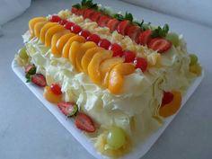 Maria silva bolos Trifle Desserts, Sushi, Trifles, Eat, Cooking, Cake Ideas, Ethnic Recipes, Cakes, Food