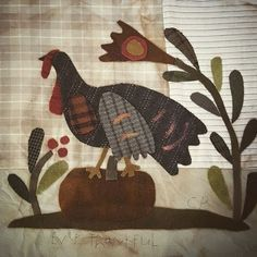 Ever Thankful by quiltsbycheri More
