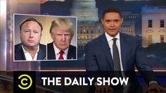 YEP... Alex Jones: Conspiracy Pusher or Performance Artist?: The Daily Show