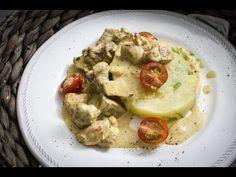 Любимые Рецепты. Свинина карри с толченым картофелем. Яркое и ароматное ...