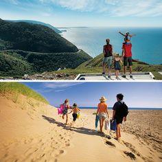 Sunny, summer holidays await you on the Maritime ferry trail! New Brunswick, Nova Scotia, Maine, Trail, Road Trip, Holidays, Mountains, Summer, Holidays Events