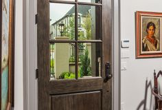 Add elegant yet understated simplicity to entrances and exits with custom entry doors from BMC Design : bmc doors houston - pezcame.com
