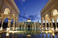 Beautiful swimming pool - Palais Namaskar - Marrakesh