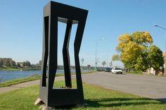 Mark Rothko memorial sign DAUGAVPILS @ebdestinations #Daugavpils #travel #Europe #ebdestinations