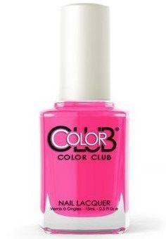 Color Club Nail Polish, I Object! 1275 Color Club Nail Polish, Opi Nail Polish, Nail Treatment, Stylish Nails, China Glaze, Feet Care, Manicure And Pedicure, Essie, Nail Colors