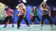 zumba fitness workout full video - YouTube