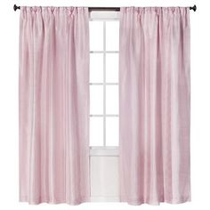 Simply Shabby Chic® Pleated Window Panel - P... : Target Mobile