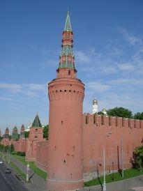 Беклемишевская башня Кремля