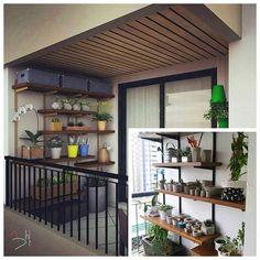 💡Bom dia!!! A perspectiva e a varanda pronta!!! 🌵🍀🌺  Apenas a cor dos perfis foram alteradas.. Projeto super economico!   Projeto: Diegues   #dieguesarq #projeto #project #autoria #trabalho #work #job #render #vray #vrayrender #3d #perspectiva #perspective #sketchup #projeto #project #autoral #varanda #terraco #balcony #balconies #apartamento #apartment #arquiteta #architect #decoracao #decor #cooldecor #ap72 #interiores #interiorsdesign