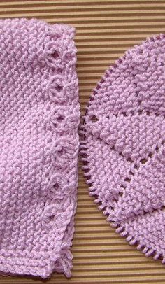 Create Your Own Stunning Website for Free with Wix Knitting For Kids, Baby Knitting Patterns, Crochet Baby, Knit Crochet, Baby Bonnets, Kids Hats, Knitted Hats, Create Your Own, Baby Kids