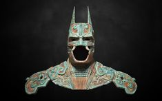 Batman Existed in Mesoamerican Mythology and His Name Was Camazotz meaning death bat in the K'iche Mayan language of Guatemala Ancient Mysteries, Ancient Artifacts, Big Black Boots, Batman Armor, Batman Suit, Death God, Inka, Archaeological Discoveries, Start Ups