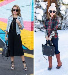 Tam, Hello Framboise | 10 Petite Fashion Bloggers You Should Know
