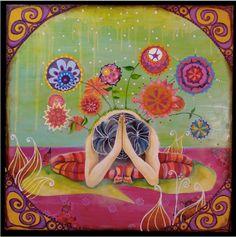 Quando um botão se abre, torna-se uma flor.  Quando um coração se abre, torna-se divino. - Sri Sri Ravi Shankar   #now #nowmaste #namaste