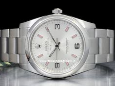 Rolex Air King Rolex Airking Ref Usato Nuovo Prezzo Rolex Air King, Omega Watch, Rolex Watches, Accessories, Pink, Jewelry Accessories