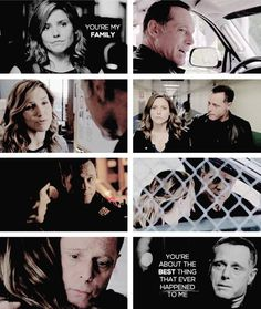 Lindsay: You're my FAMILY. Voight: You're about the BEST thing that ever happened to me. 2x03