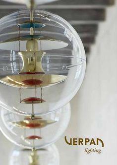 Verpan lighting catalogue