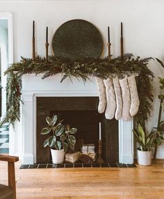 christmas fireplace decorations ideas 31 ~ my.me christmas fireplace decorations i.