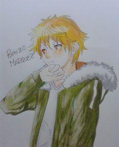 Draw Yukine (Noragami)