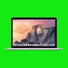 "New Apple MacBook Pro MJLQ2E/A 15.4"" Laptop Core i7 16GB 256GB Spanish Keyboard"