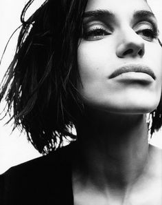☆ Beatrice Dalle | Photography by Kate Barry ☆ #beatricedalle #katebarry
