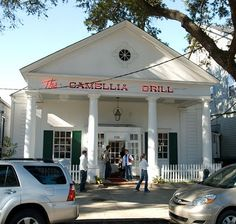 Camellia Grill - 626 S Carrollton Ave, New Orleans ... for a late night delight, try the omelets and a freeze